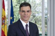 Discurso del presidente  de España estado de alarma en todas España.