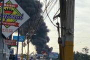 Lamentable incendio En La Vega,República Dominicana. En La Mañana De Este Martes 2 de febrero 2021.